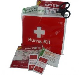 Burns Care And Fire Extinguishing Devices First Aid