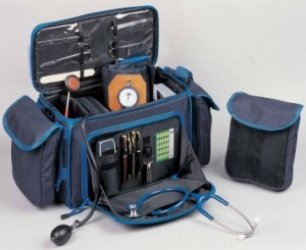 Doctors Canvas And Synthetic Material Medical Bags