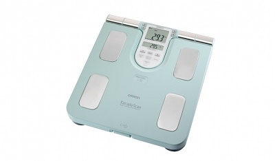 The Omron BF511 Body Composition Monitor
