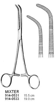 MIXTER Artery Forceps