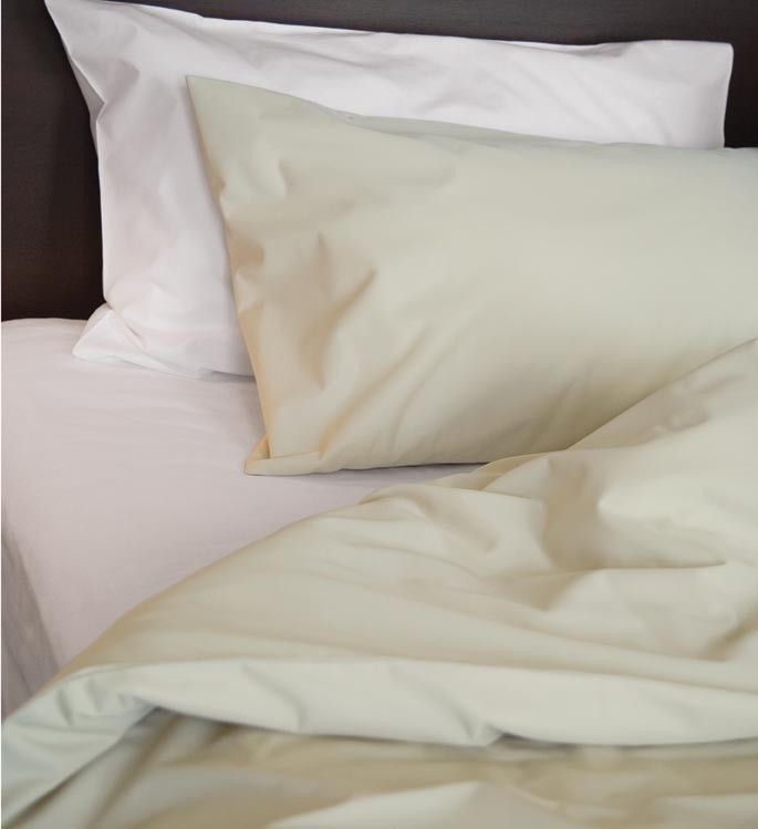 Waterproof Duvet Protector Washable White  Single  Size 137 x 200 cm