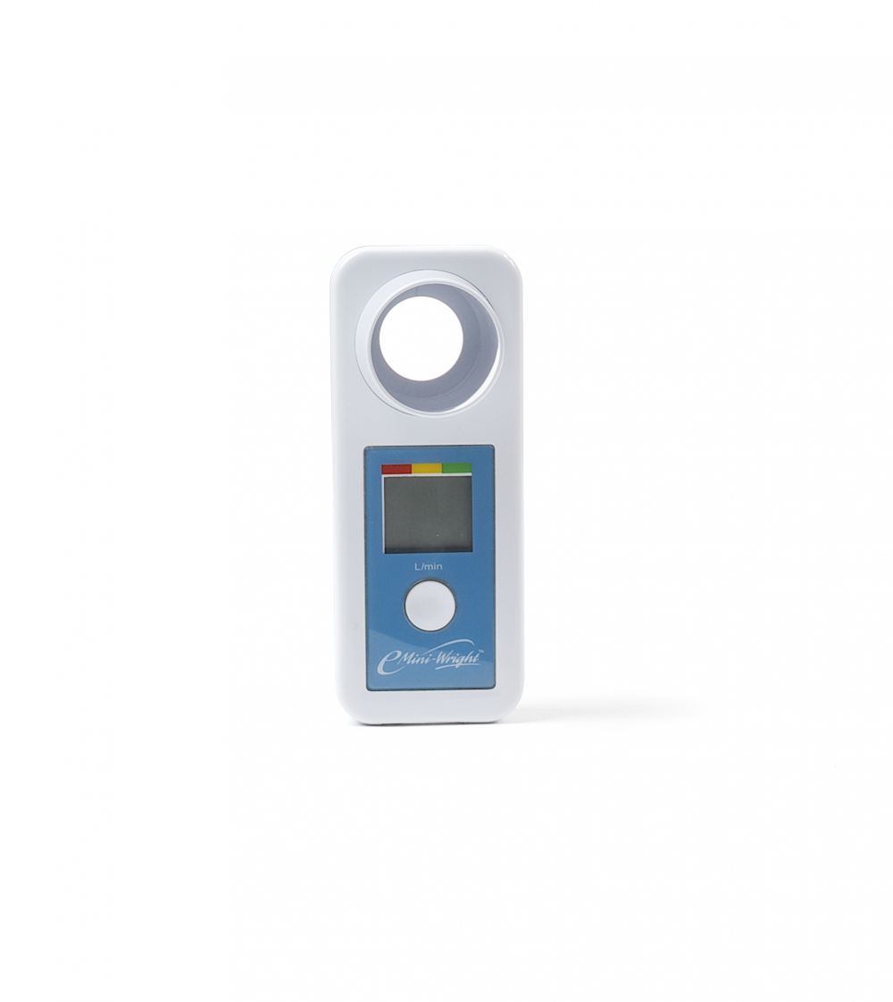 Emini Wright Peak Flow Meter For Asthma And Copd