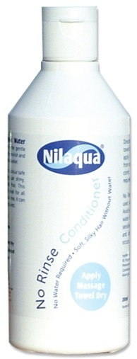 Nilaqua No Rinse Conditioner  200mls
