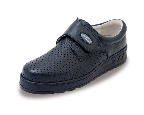 Nurses  Unisex Shoes with Removable Insole in Black  Size 38