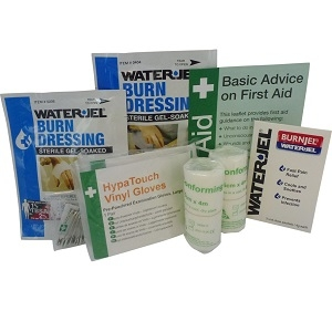 Water Jel Burns Kit Refill Small
