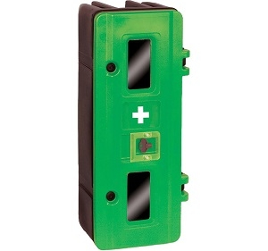 Heavy Duty First Aid Cabinet, Empty, Medium Size 54x27x72cm