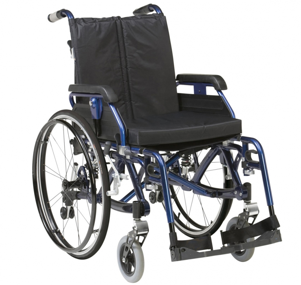 K-Chair  Wheelchair In Blue