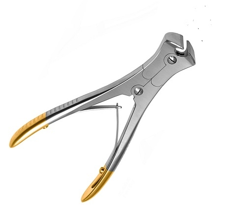 Front End Carbide Inserted Wire Pin Cutter 26 cm