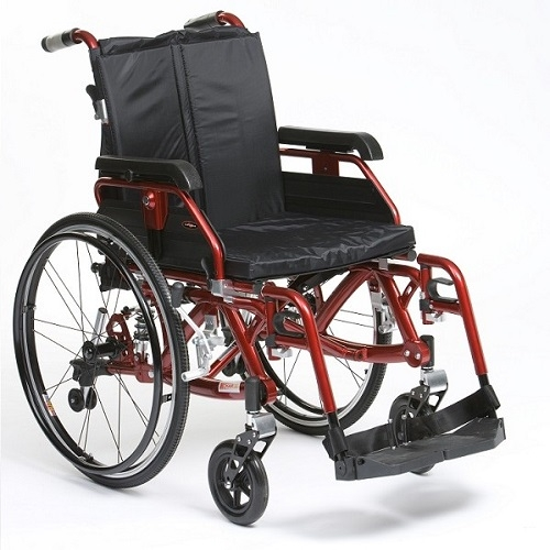 K - Chair Wheelchair In Red