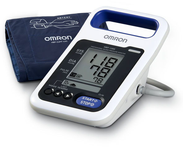 Omron HBF-1300 Blood Pressure Monitor