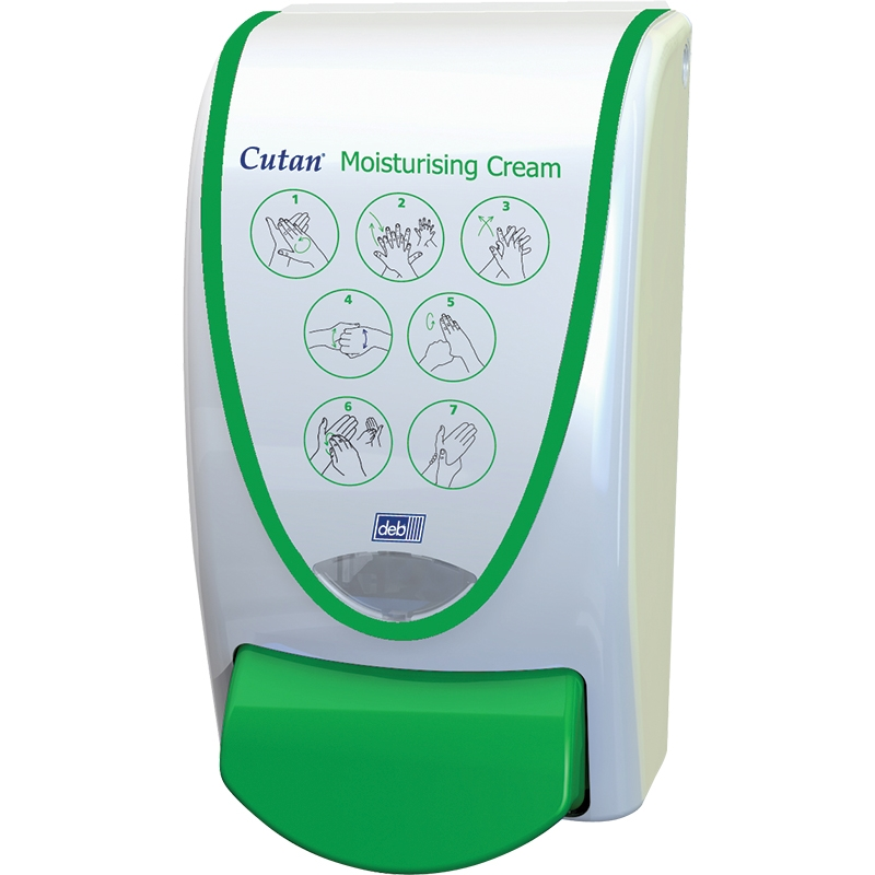 Cutan Moisturising Cream Dispenser