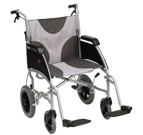 Enigma Aluminium Self Propelled Wheelchair