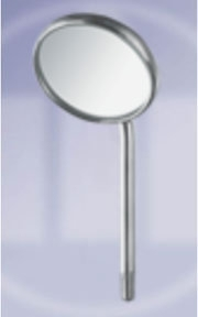 Dental Mirror, Size 4 Diameter:  22 mm