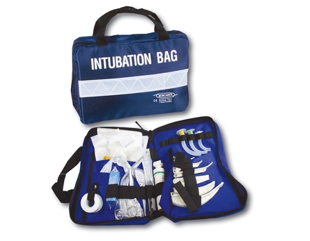 Boscarol Intubation Bag complete with Disposable Laryngoscope