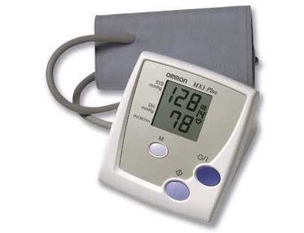 Omrom MX3 plus Upper Arm Blood Pressure Monitor