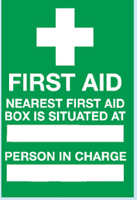 First Aid Box Location