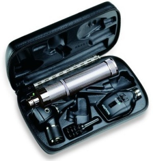 Welch Allyn Elite Set and C-cell Handle